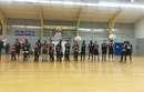 12/01/2019 : entrée du match de coupe National2 DREUX / Ste Gemmes National3